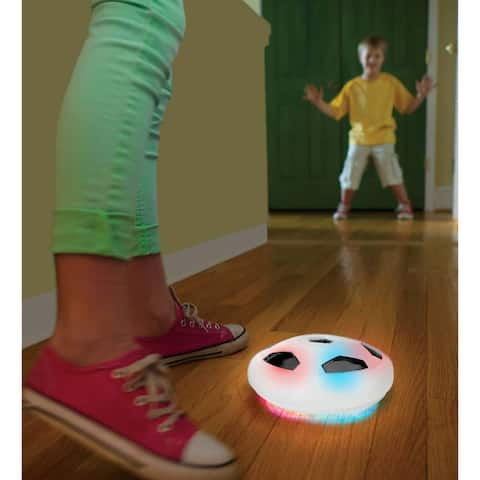 HearthSong Light-Up Air Hover Soccer Game - One-size