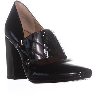 Calvin Klein Casilla Mary Jane Dress Pumps, Black - 10 us