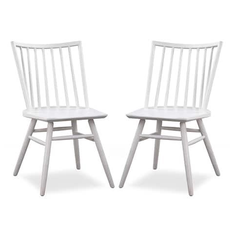 Poly and Bark Talia Dining Chair - N/A