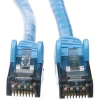 Belkin A3l980b03-Blu-S 3 Ft. Cat 6 Blue Utp Rj45m/Rj45m Snagless Patch Cable