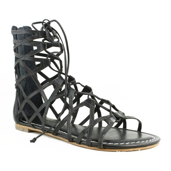 6504bfceb76d Shop Bernardo Womens Black Gladiator Sandals Size 8 - Free Shipping ...