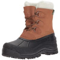 Kamik Womens Tracy Closed Toe Mid-Calf Cold Weather Boots