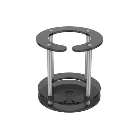 Monoprice Desk Stand for Amazon Echo - Black Maximum Protection Performance Compatible With The UE Boom Speaker System