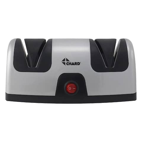 CHARD KS-2 Electric Knife Sharpener - Silver