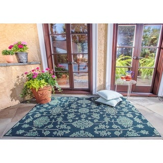 Link to Porch & Den Firtree Polypropylene Indoor/Outdoor Area Rug Similar Items in Transitional Rugs