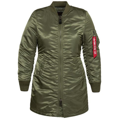 Alpha Industries 1 Long Jacket