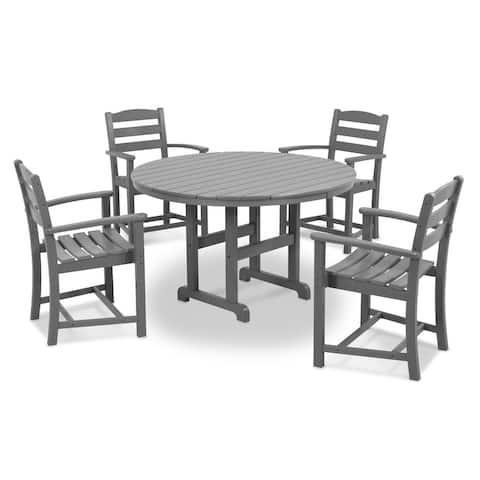 POLYWOOD La Casa Caf 5-Piece Dining Set
