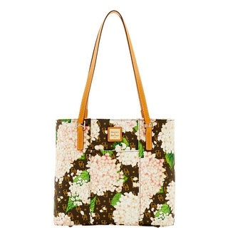 Dooney & Bourke Signature Hydrangea Small Lexington (Introduced by Dooney & Bourke at $228 in Jun 2017)