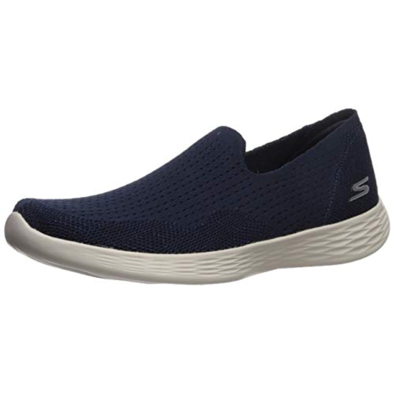 You Define - 15832 Shoe, Navy/Gray, 8.5