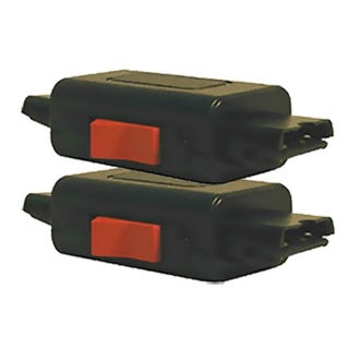 Plantronics Inline Mute Switch 27708-01 (2-Pack) In Line Mute Switch