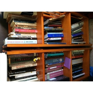 read more - Folding Bookcase
