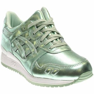 ASICS Men's GEL-Lyte III Sneaker (Option: Green) https://ak1.ostkcdn.com/images/products/is/images/direct/ec612e1865724cc0c9bc6437d6a59b9861448681/ASICS-Men%27s-GEL-Lyte-III-Sneaker.jpg?_ostk_perf_=percv&impolicy=medium