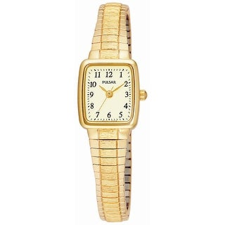 Pulsar Womens Square Dial Dress Watch