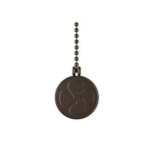 "Westinghouse 7708300 Ceiling Fan Pull Chain, 12"", Oil Rubbed Bronze"