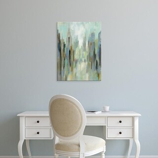 Easy Art Prints Silvia Vassileva's 'New York Morning I' Premium Canvas Art