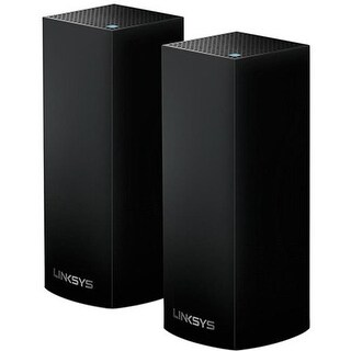 Velop Wireless AC-4400 Tri-Band Whole Home Mesh Wi-Fi System,