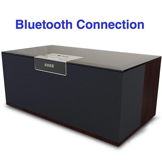 Boytone BT-66B, 100-Watts Wireless Bluetooth Premium HiFi Home Stereo Theater System