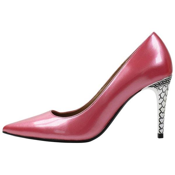 J.Renee Womens Maressa Pointed Toe Classic Pumps