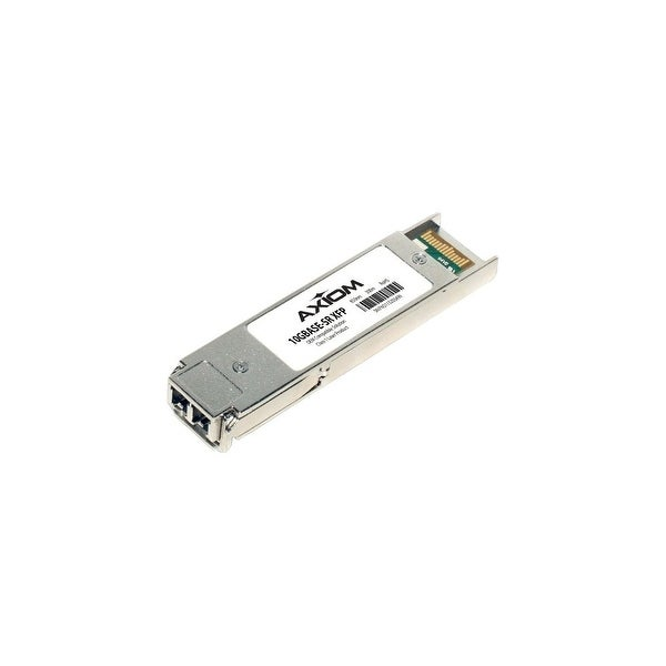 Axion 69Y0377-AX Axiom 10GBASE-SR XFP for IBM - For Data Networking - 1 x 10GBase-SR - 1.25 GB/s 10 Gigabit Ethernet10 Gbit/s