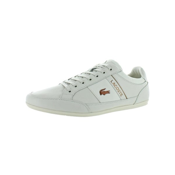 caf1a4e3fe38 Shop Lacoste Mens Chaymon 318 6 Casual Shoes Leather Ortholite - 10.5  Medium (D) - Free Shipping Today - Overstock - 28078835