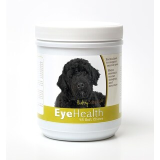Healthy Breeds Portuguese Water Dog Dog Eye Care Support Soft Chews 75 Count