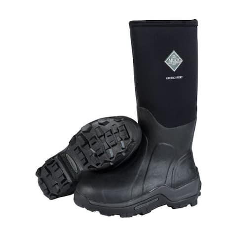 The Original Muck Boot Company Arctic Sport Men's Boots 14 US Black
