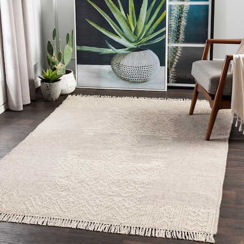 Chadre Global Cotton Handmade Area Rug