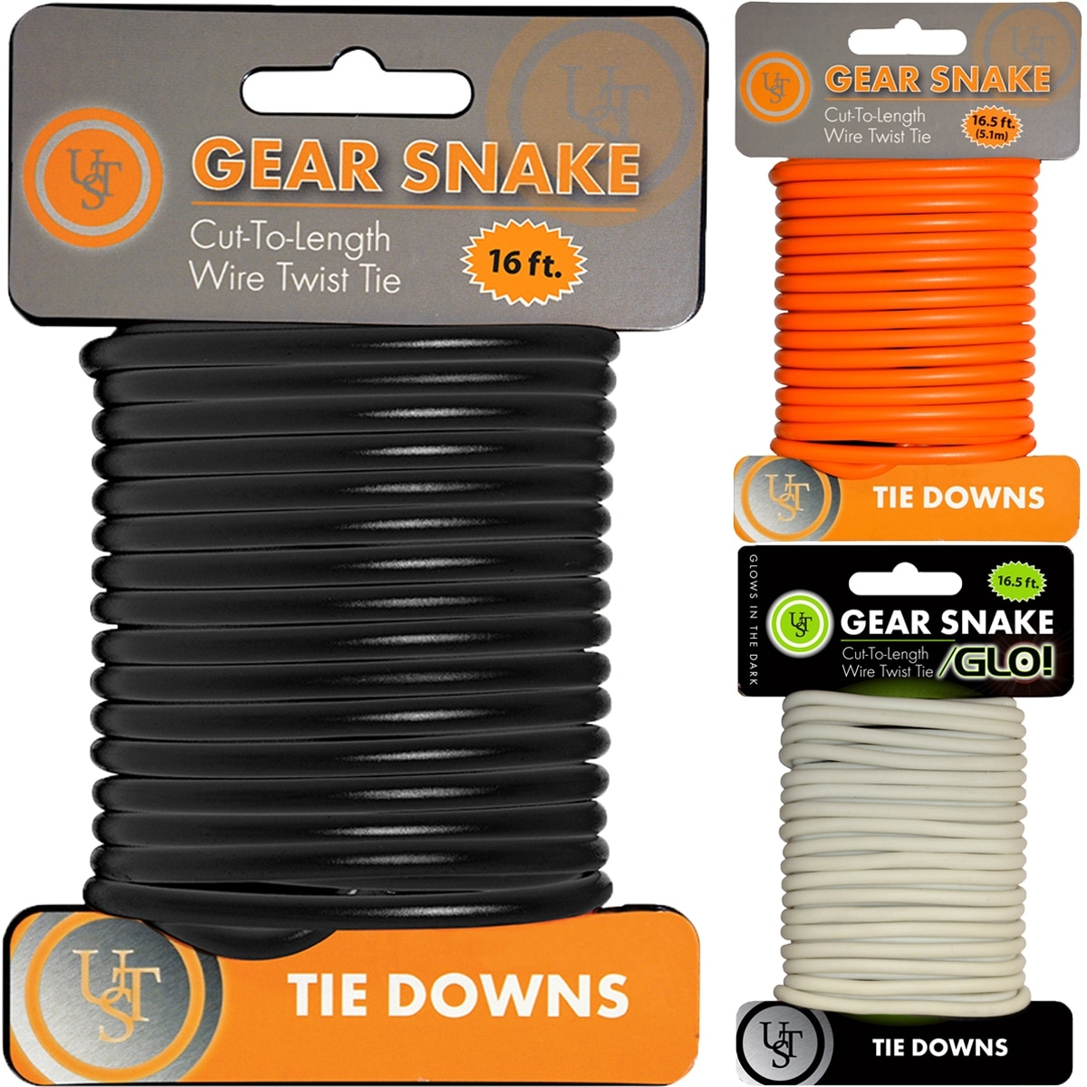 Ust Gear Snake Bendable Steel Wire Cord