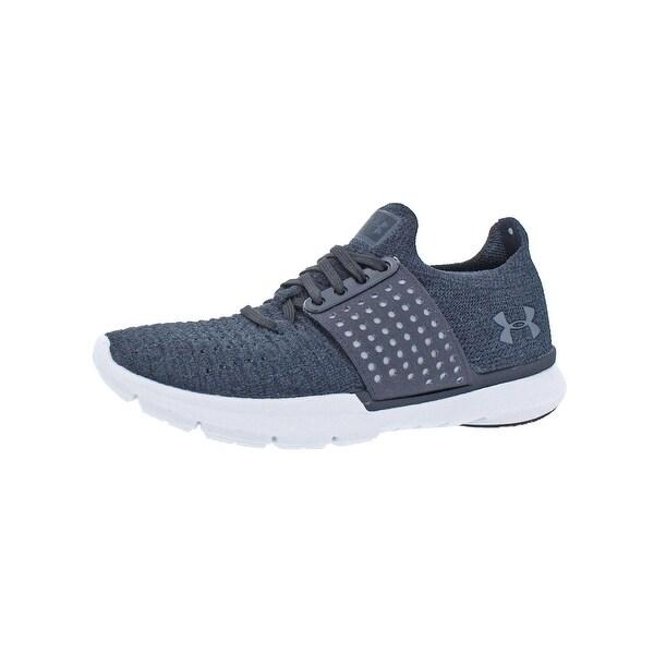 Under Armour Womens Threadborne Slingwrap Running Shoes Reflective Flexible  - 5 medium (b 283eb0326a