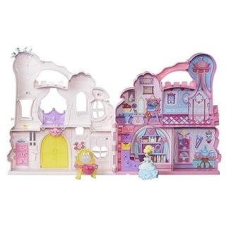 Disney Princess Little Kingdom Play 'n Carry Castle