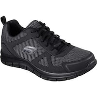 Skechers Men's Track Bucolo Training Shoe Black