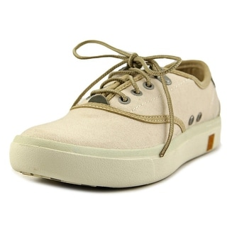 Timberland AMHERST OXFORD   Round Toe Canvas  Sneakers