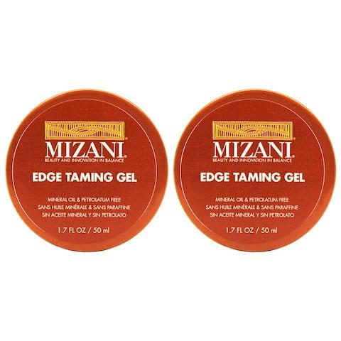 Mizani Edge Taming Gel 1.7oz (Pack of 2)