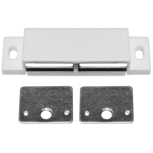 Stanley Home Designs BB8174 3 Inch Double Magnetic Cabinet Catch   Free  Shipping On Orders Over $45   Overstock.com   20585089