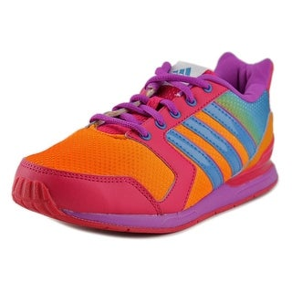 Adidas Streetrun VII K Round Toe Synthetic Sneakers