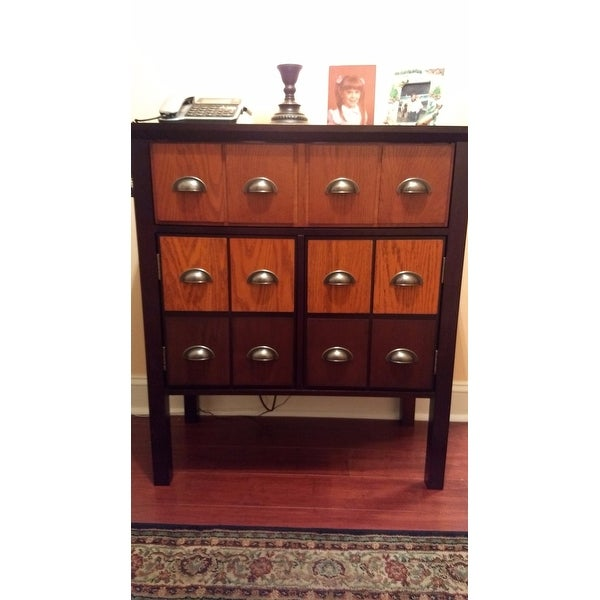 Shop Harper Blvd Heloise Apothecary Console/ Sofa Table   Free Shipping  Today   Overstock.com   10654418