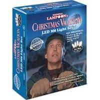 Holiday Bright Lights 222426 LED Light Set,White - 50 Lights
