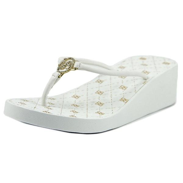 Bebe Rylie Women Wht Sandals