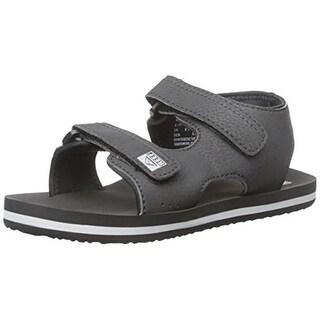 Reef Boys Grom Stomper Adjustable Strap Sandals