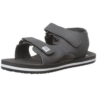 Reef Boys Grom Stomper Logo Sport Sandals