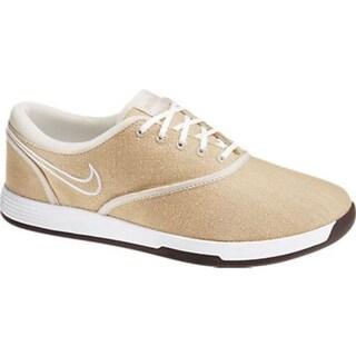 Nike Womens Nike Lunar Duet Sport Fabric Low Top Lace Up Golf Shoes - 9