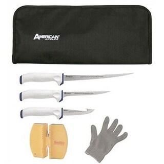 Ginsu 31985 Aa Saltwater Fillet Kit Set 6P