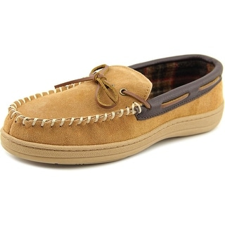 Florsheim Roll Moc Men Moc Toe Suede Slipper