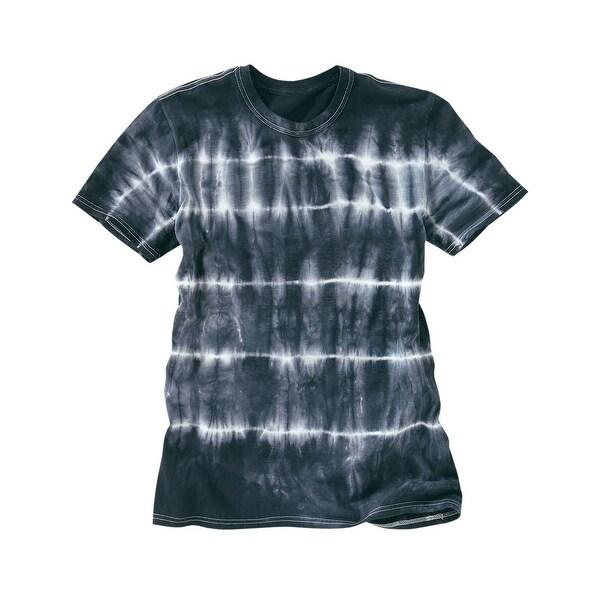 Dyenomite - Shibori Tie Dye T-Shirt. Opens flyout.