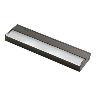 "Quorum International 95213-2 12.5"" 2 Light Xenon Under Cabinet Fixture"