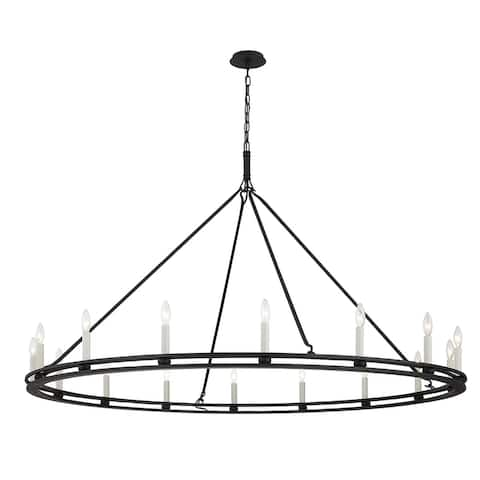 Troy Lighting Sutton 16-light Chandelier
