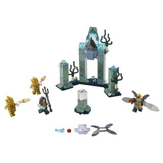 LEGO DC Justice League Super Heroes Battle of Atlantis Construction Set 76085 - Multi