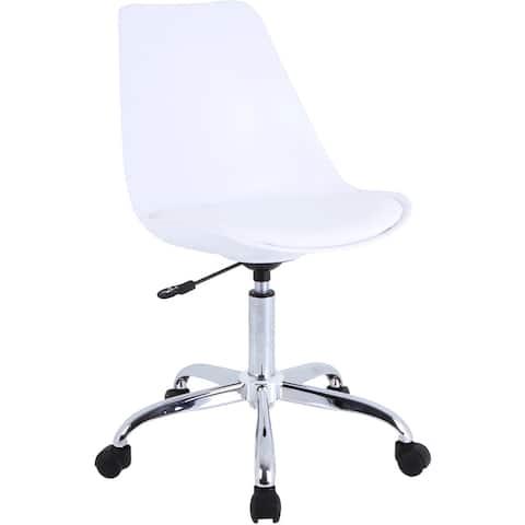 Lorell Plastic Shell Task Chair