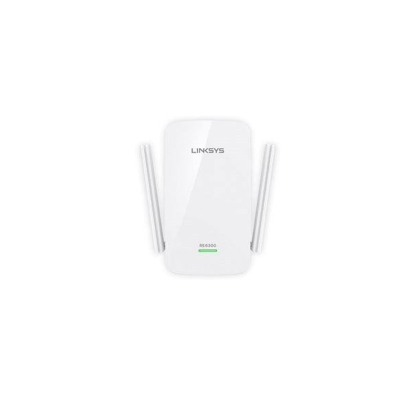 Linksys RE6300 AC750 Boost Wi-Fi Range Extender RE6300 AC750 Boost Wi-Fi Range Extender