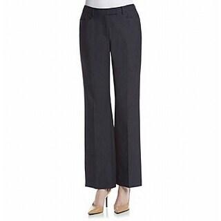 Tommy Hilfiger NEW Blue Indigo Denim Womens 16 Boot-Leg Dress Pants